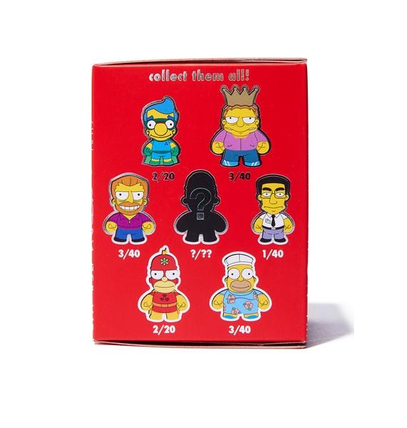 Kidrobot Simpsons 25th Anniversary Mini Blind Box