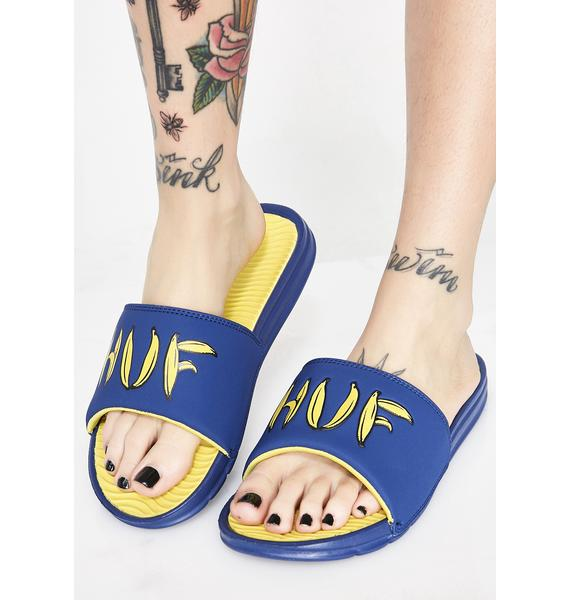 HUF Banana Slides