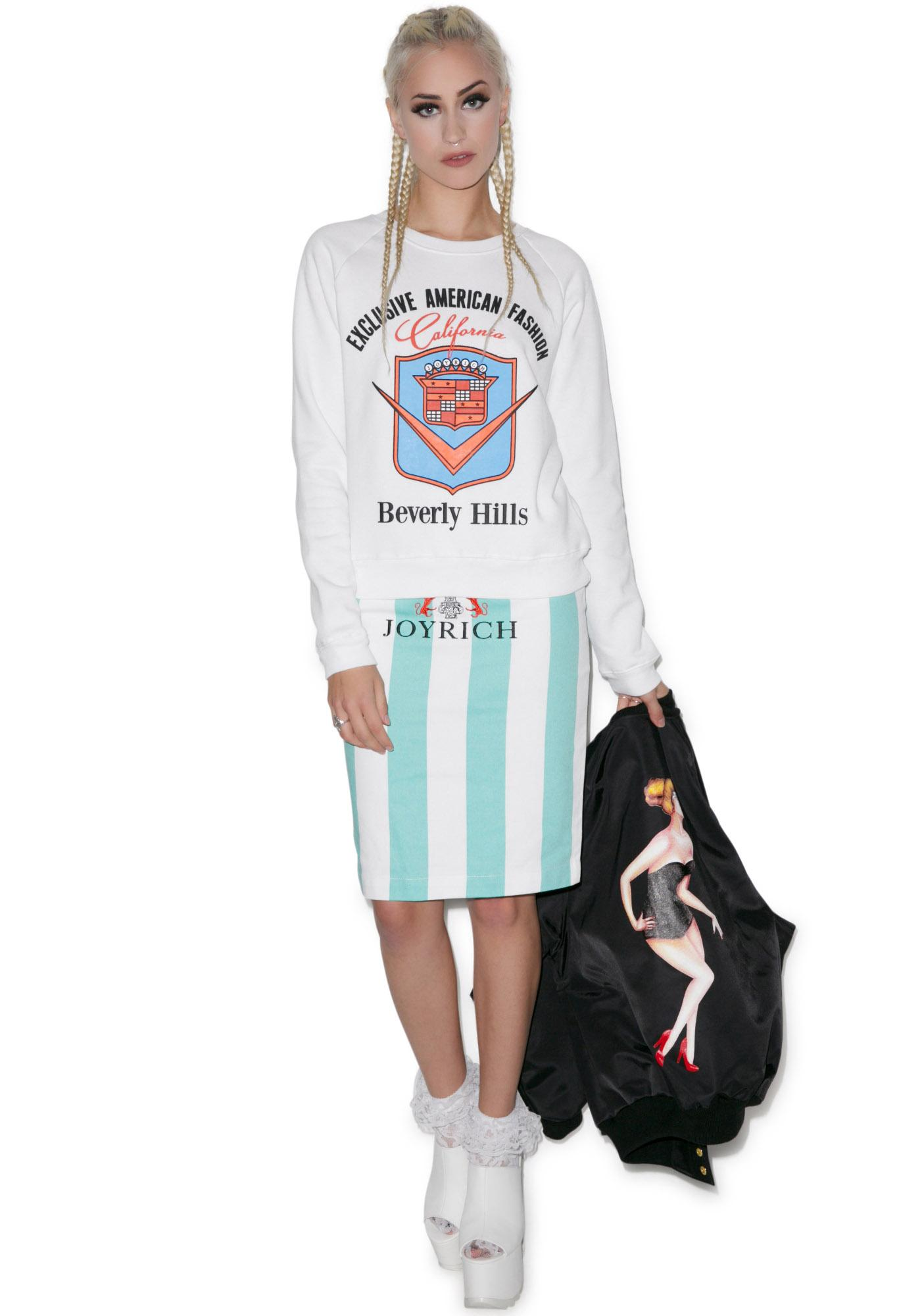 Joyrich Exclusive Beverly Hills Seal Crew