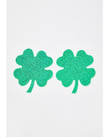 Clover Leaf Pasties
