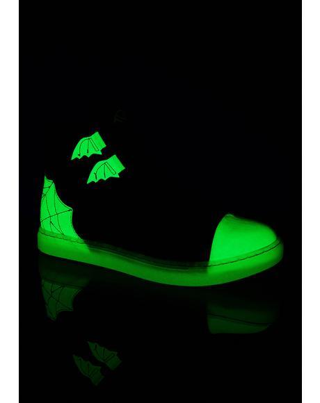 Chelsea Glow In The Dark Sneakers