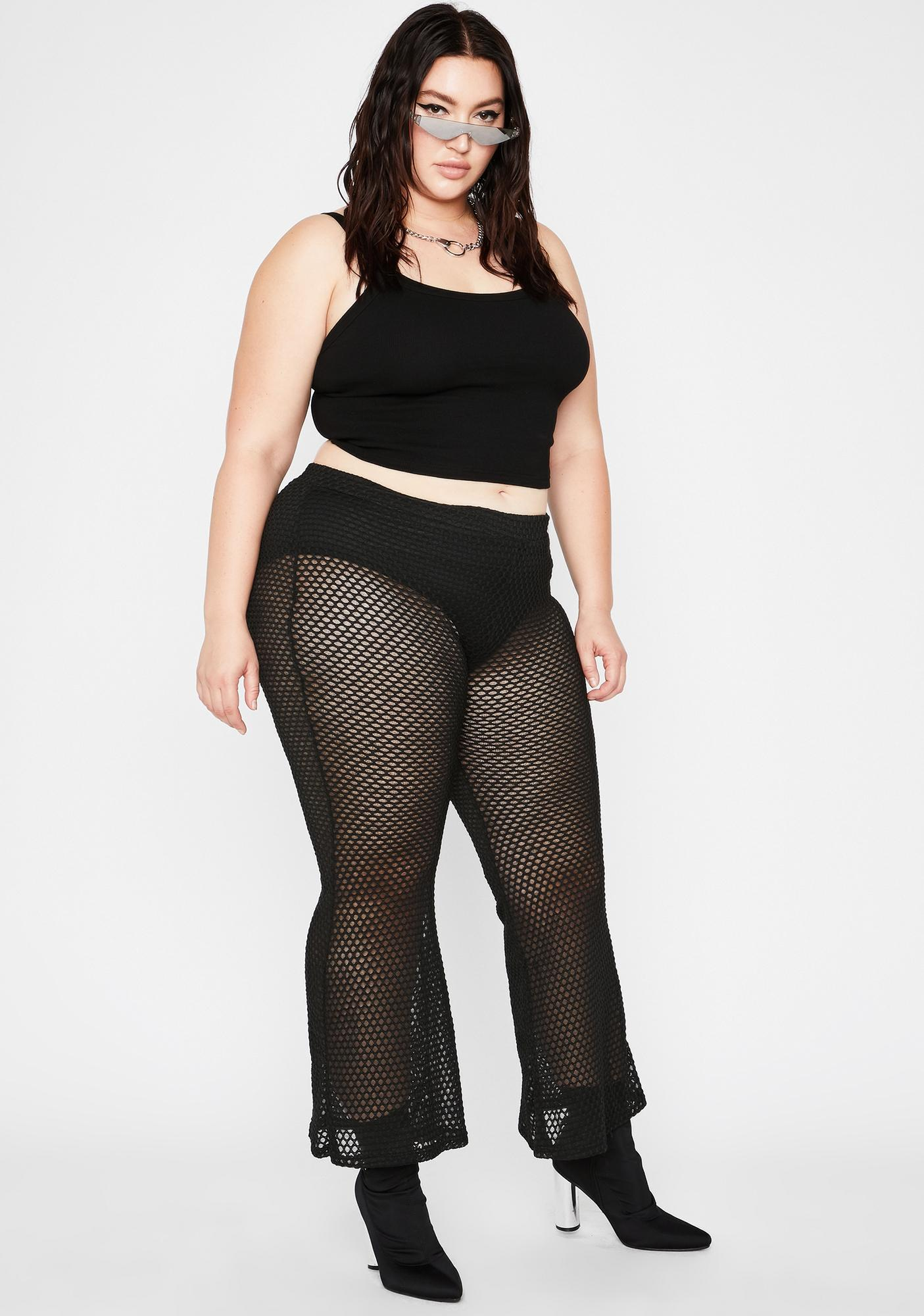 Ur Total Sextasy Fishnet Pants