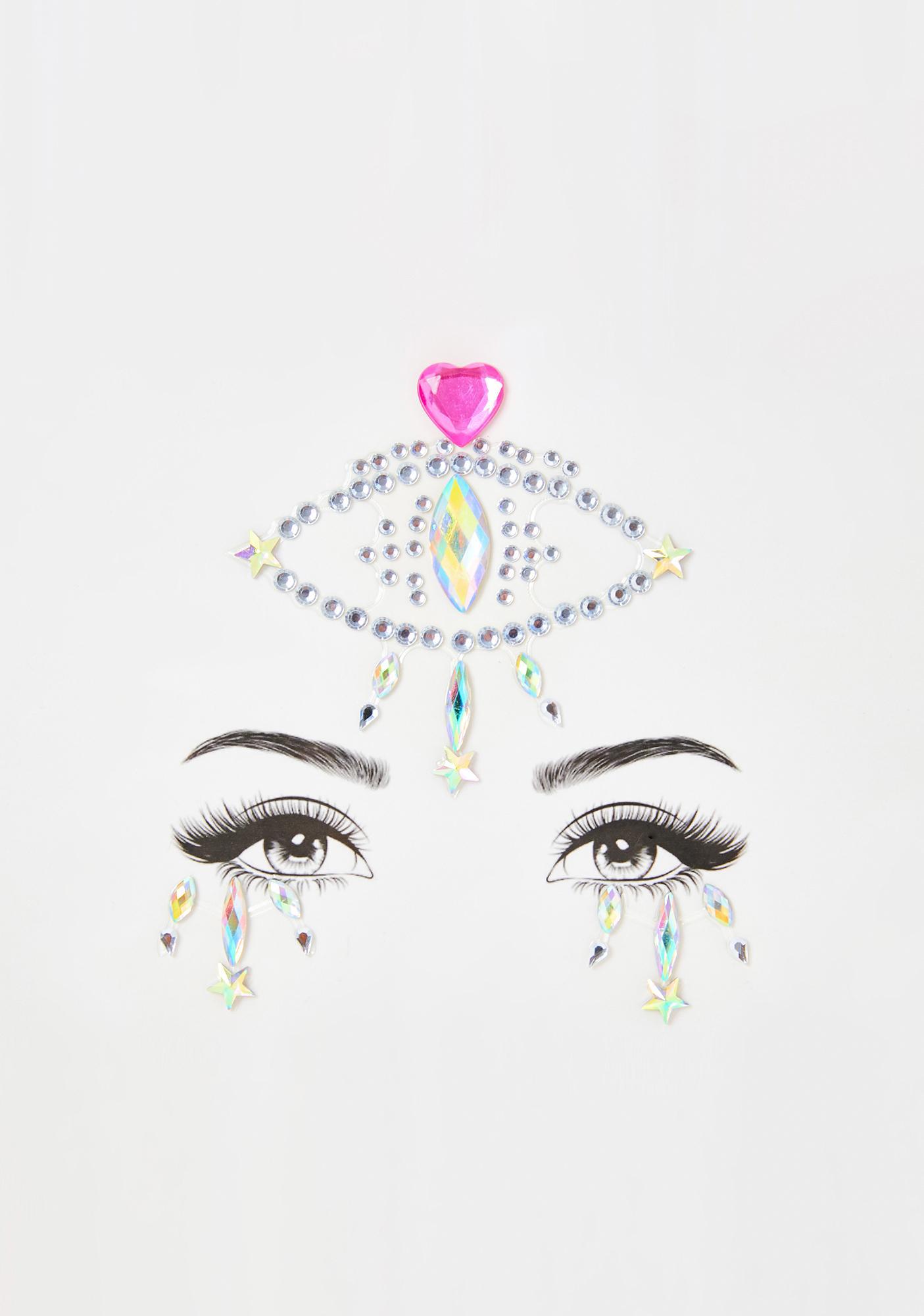 Awakened Aura Face Gems