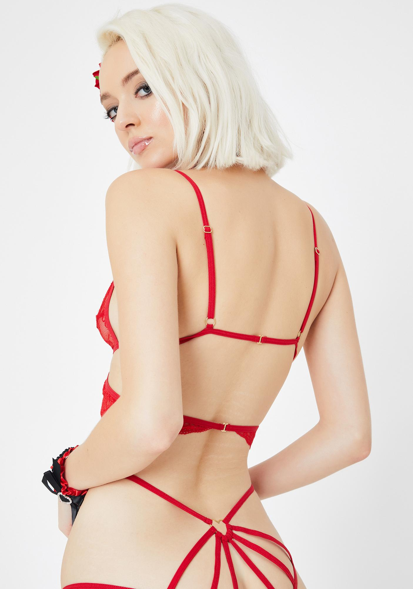 Treat You Right Lingerie Set