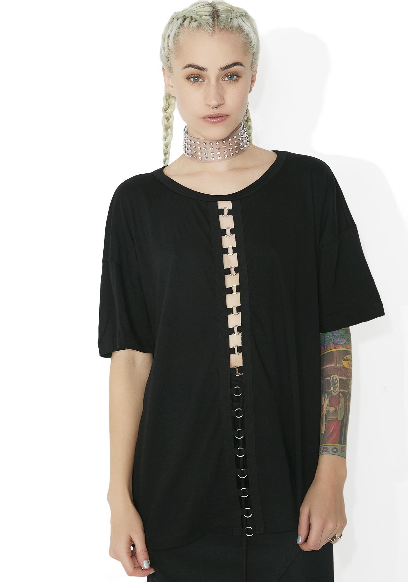 O-Ring Oversize T-Shirt