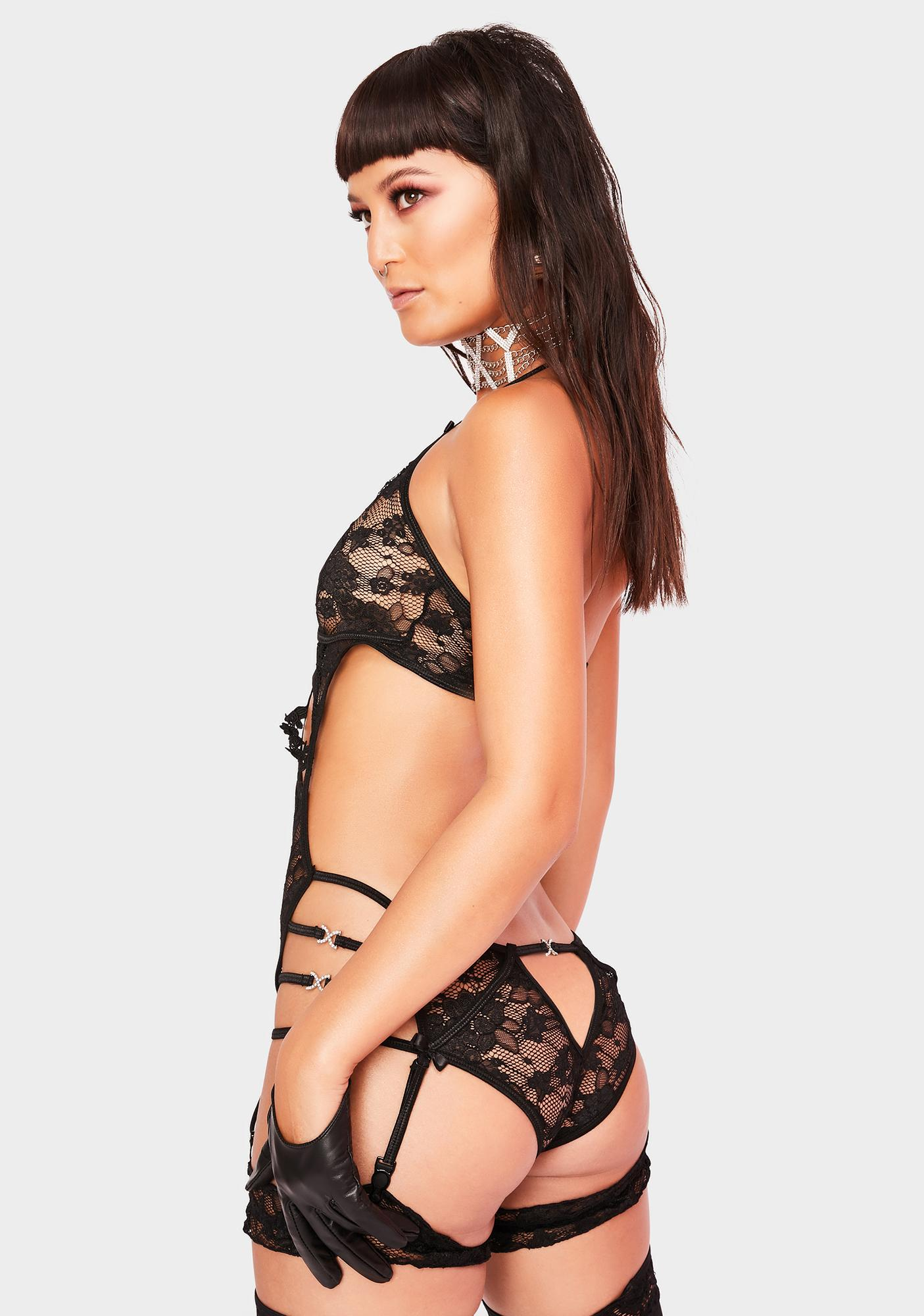 All Things Considered Lace Lingerie Set