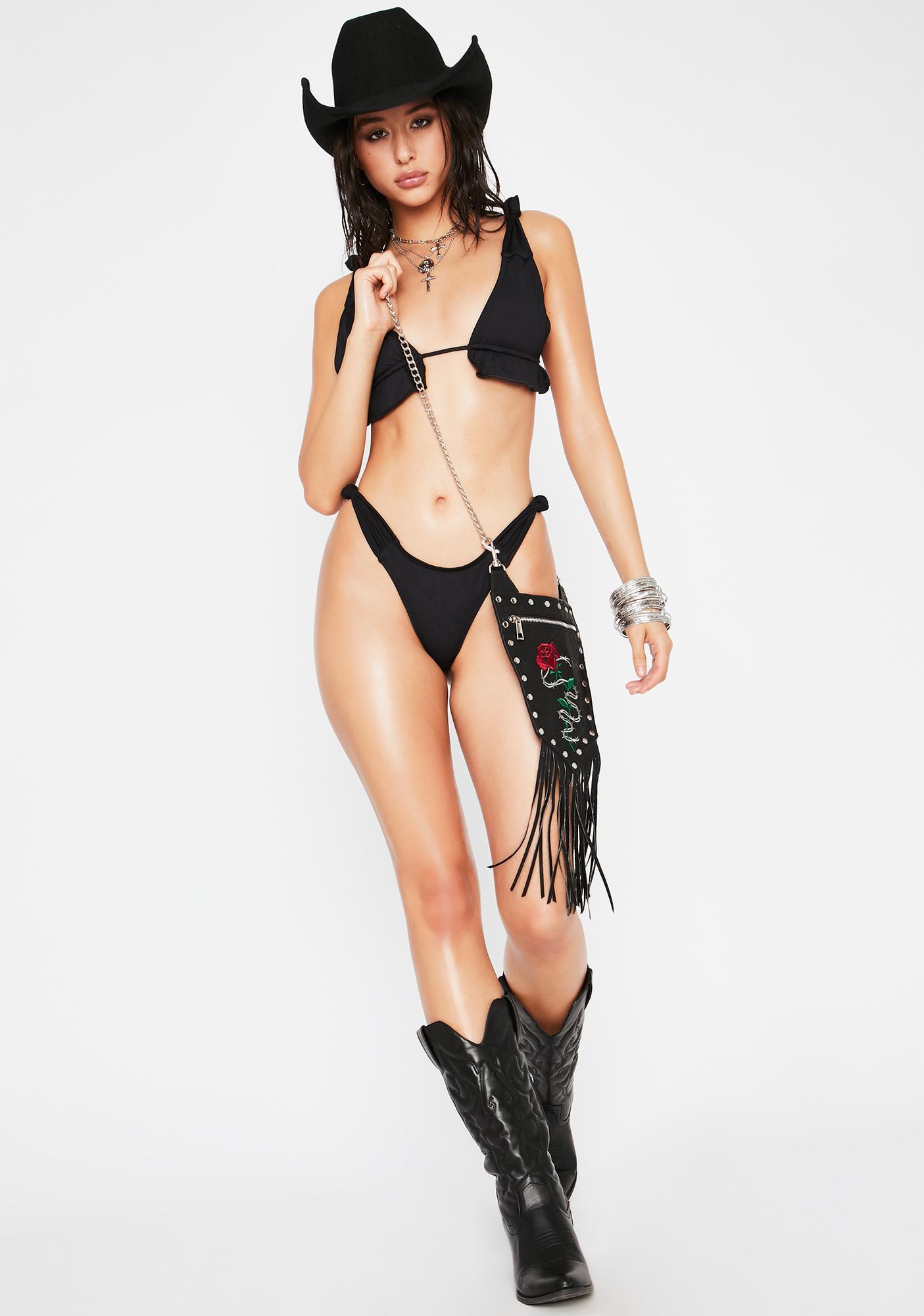 On Holiday Bikini Set