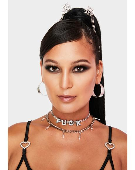 Big Mood Chain Choker