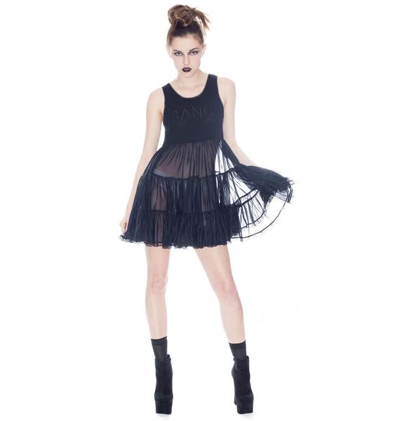 Wildfox Couture He Shot Me Down Pony Slip
