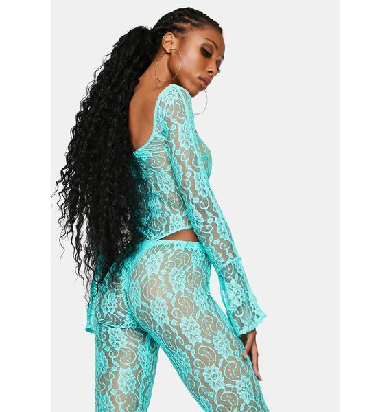RXCH Lace Me Up Pants Set