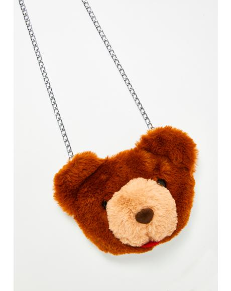 Unbearably Cute Crossbody Bag