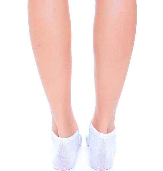 Teddy Bear Ankle Socks