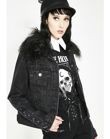 Dark Daze Denim Jacket