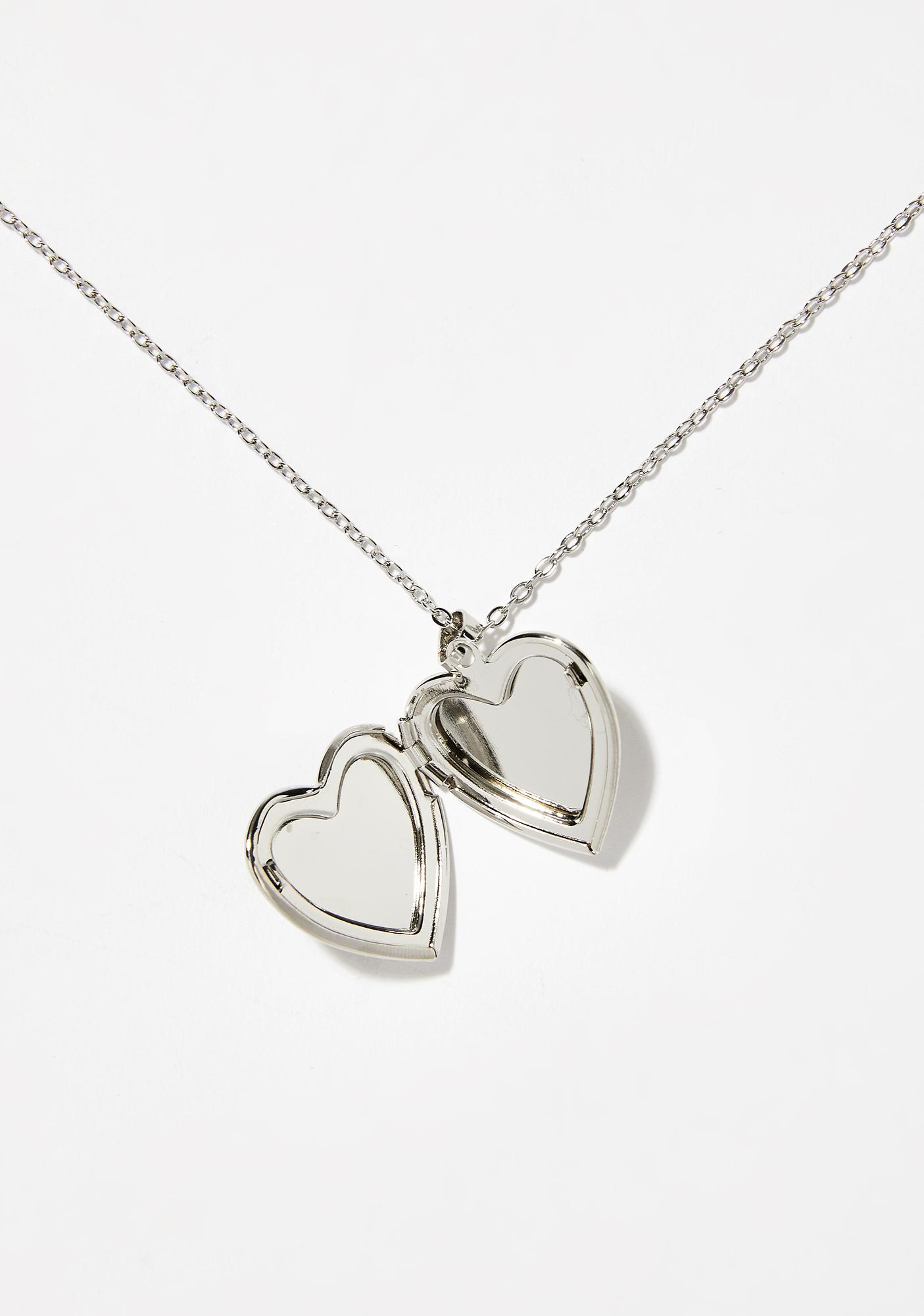 Shifting Moods Heart Necklace