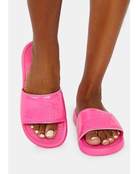 Hot Pink Popcat 20 Slides