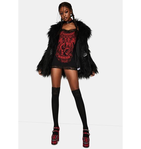 Se7en Deadly Lust Cami Dress
