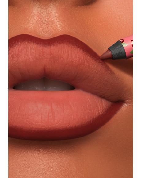 Cinnamon Velvetines Lip Liner