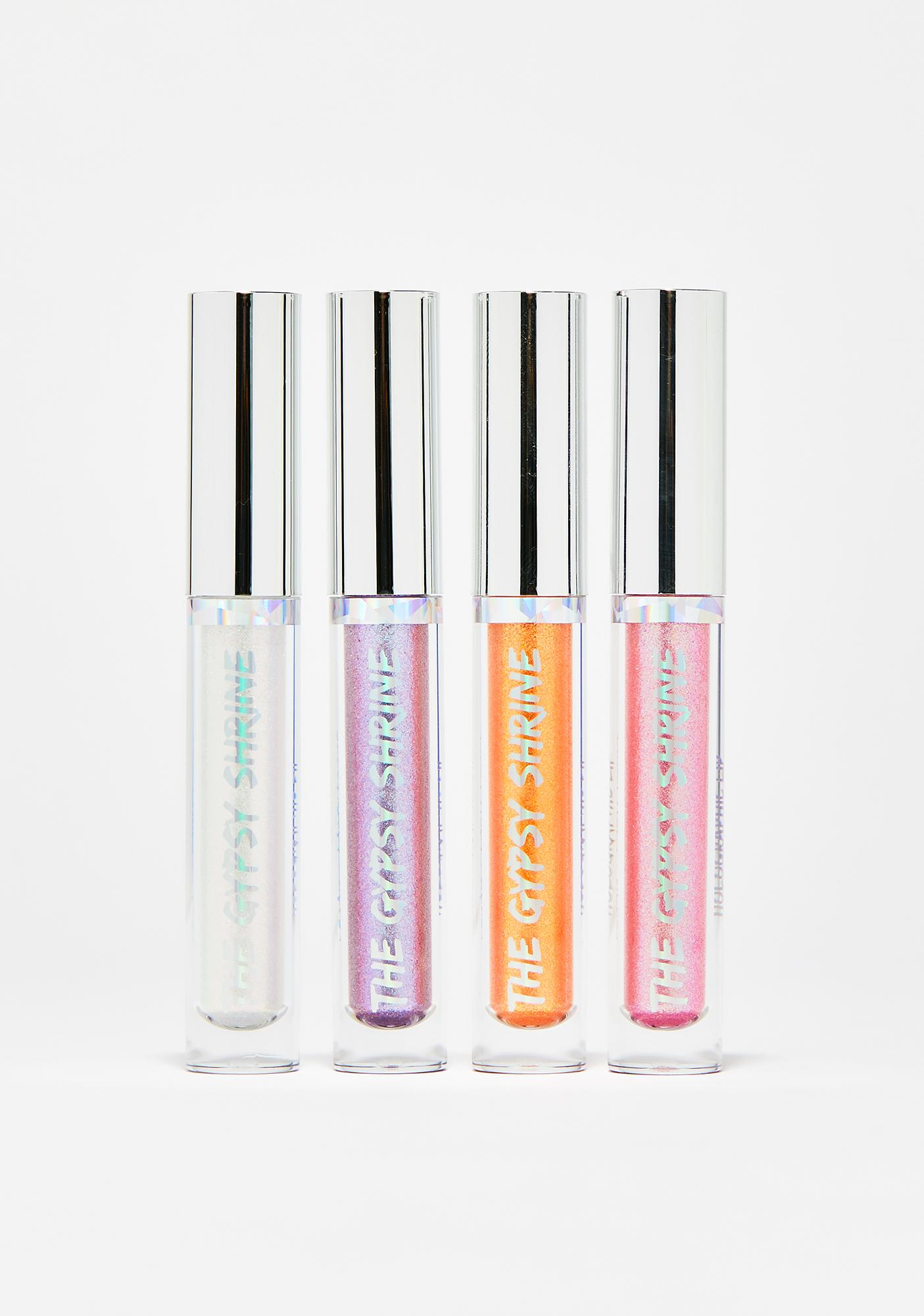 SHRINE Pink Blaze Lip Gloss