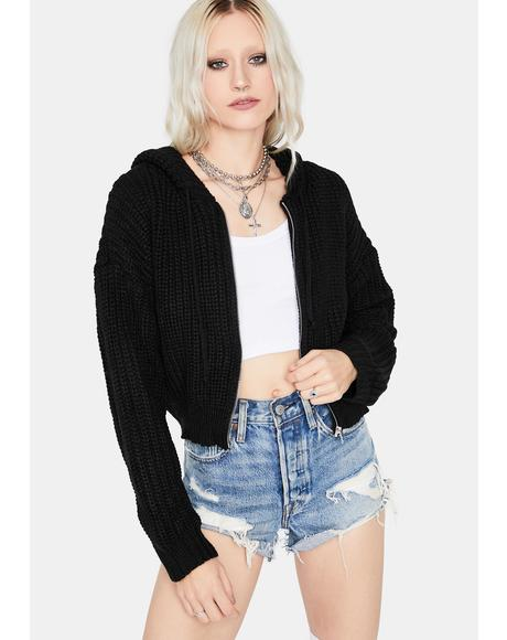 Moonlight Eve Knitted Jacket