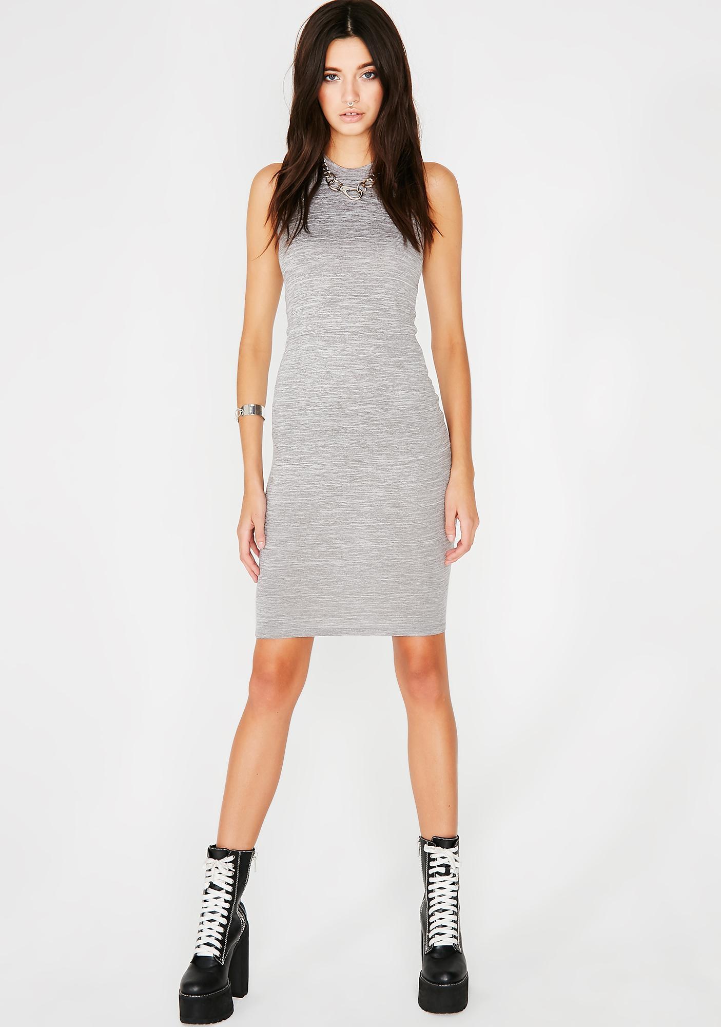 What'z Good Midi Dress