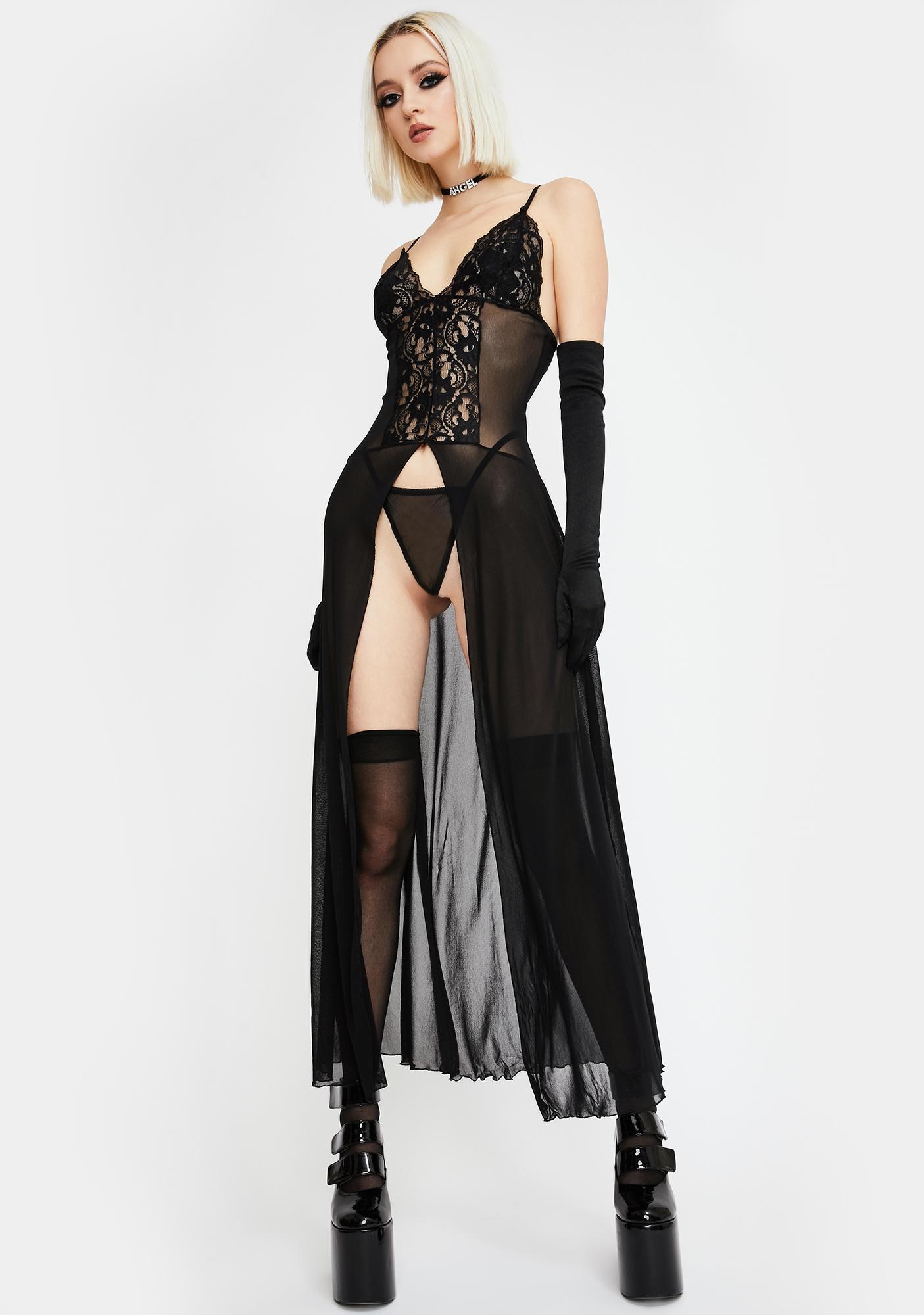 Royal Hotness Lace Set