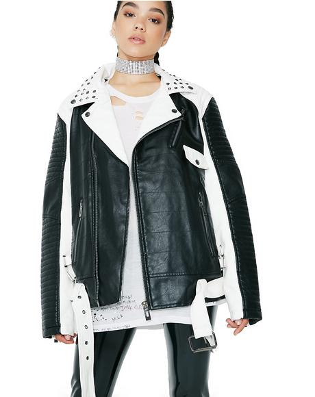 Eight Ball Moto Jacket