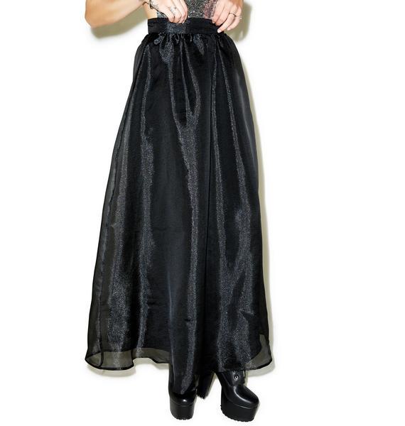 Nippon Maxi Skirt