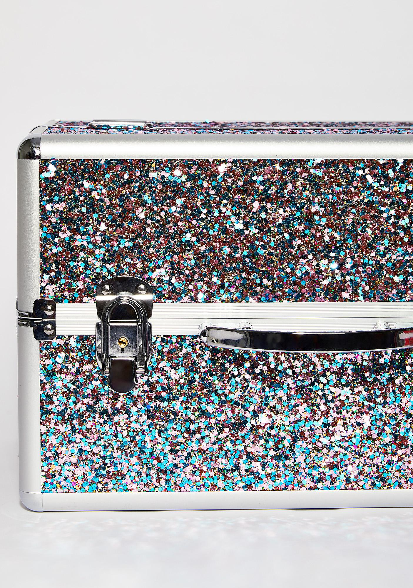 Sugar Thrillz Magical Mermaid Makeup Train Case