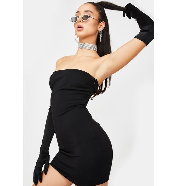 Poster Grl Book Me Now Mini Dress