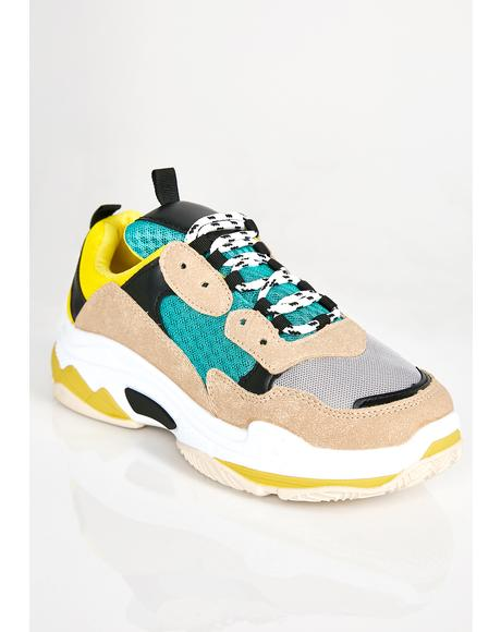 Sunny Hot Mama Sneakers