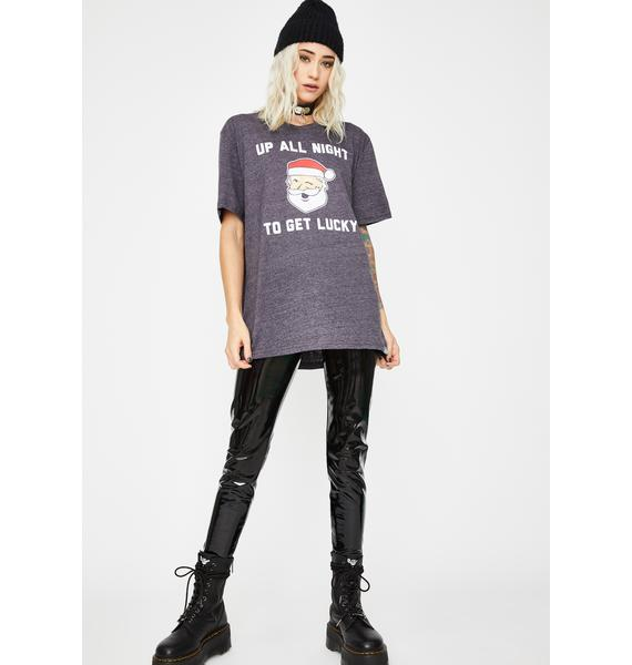 Tipsy Elves Up All Night Graphic Tee