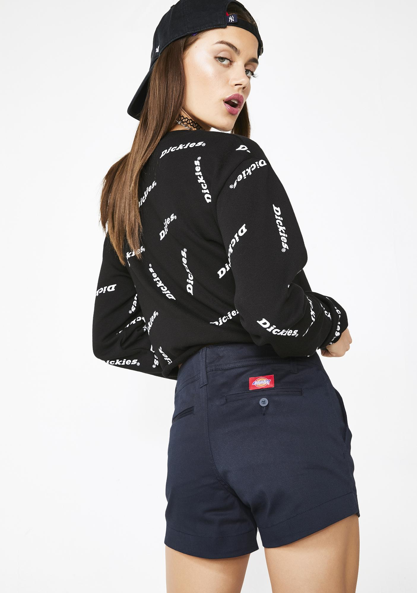 "Dickies 3"" Trouser Shorts"
