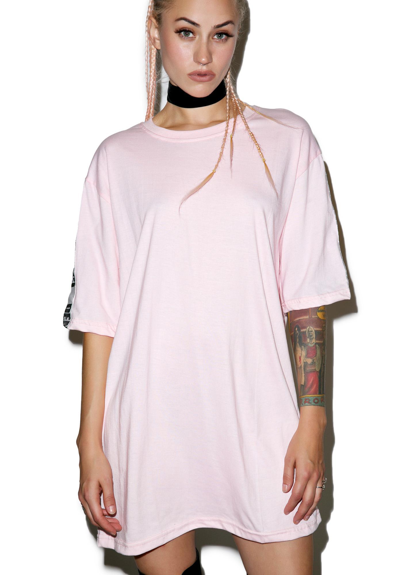 Demian Renucci Flushed DR Oversize T-Shirt