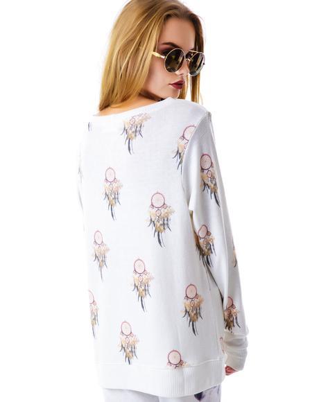 Catching Dreams Cozy Sweatshirt