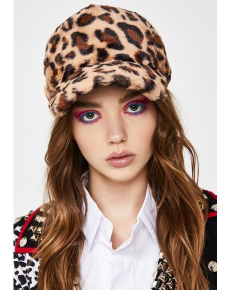 Purfect Prep Leopard Hat