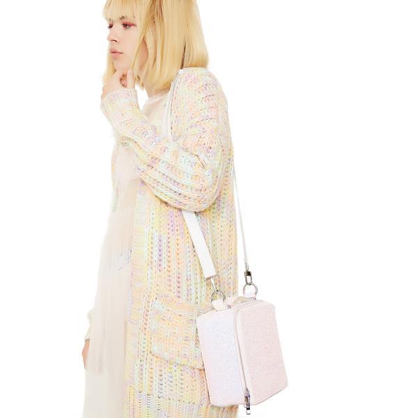 Sugar Thrillz Flirty Glitter Bag