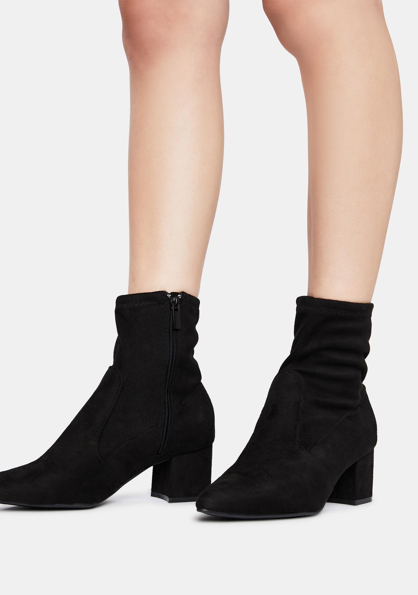 Make It Happen Ankle Boots