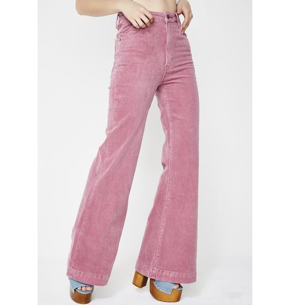 Rollas Lilac Eastcoast Flares