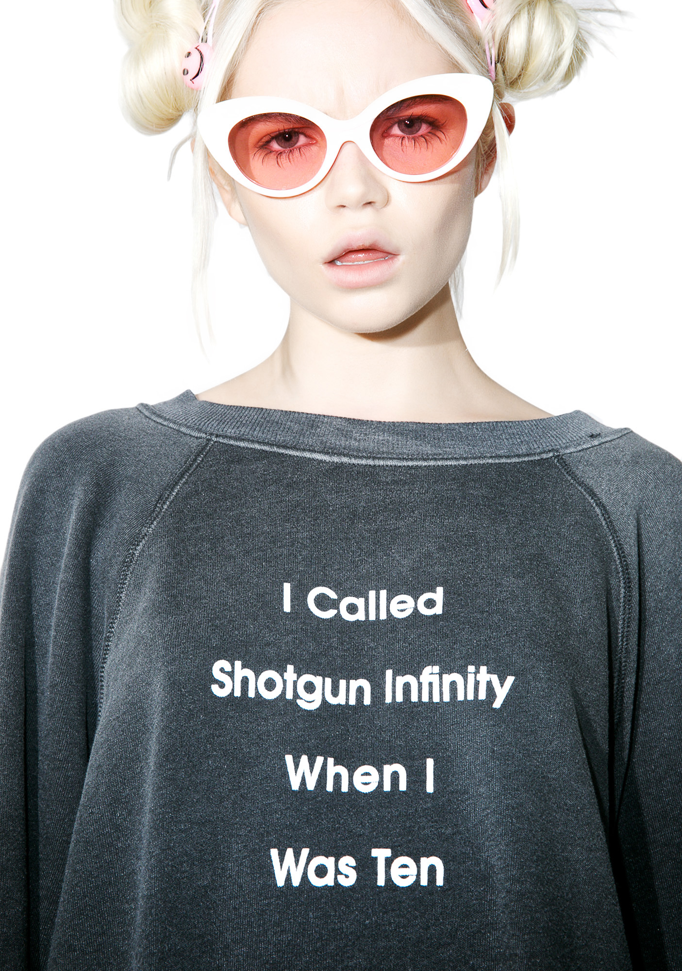 Wildfox Couture Shotgun Infinity Sommer's Sweater