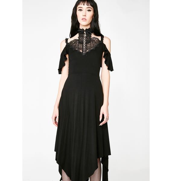 Killstar Pyre Pixie Evening Dress
