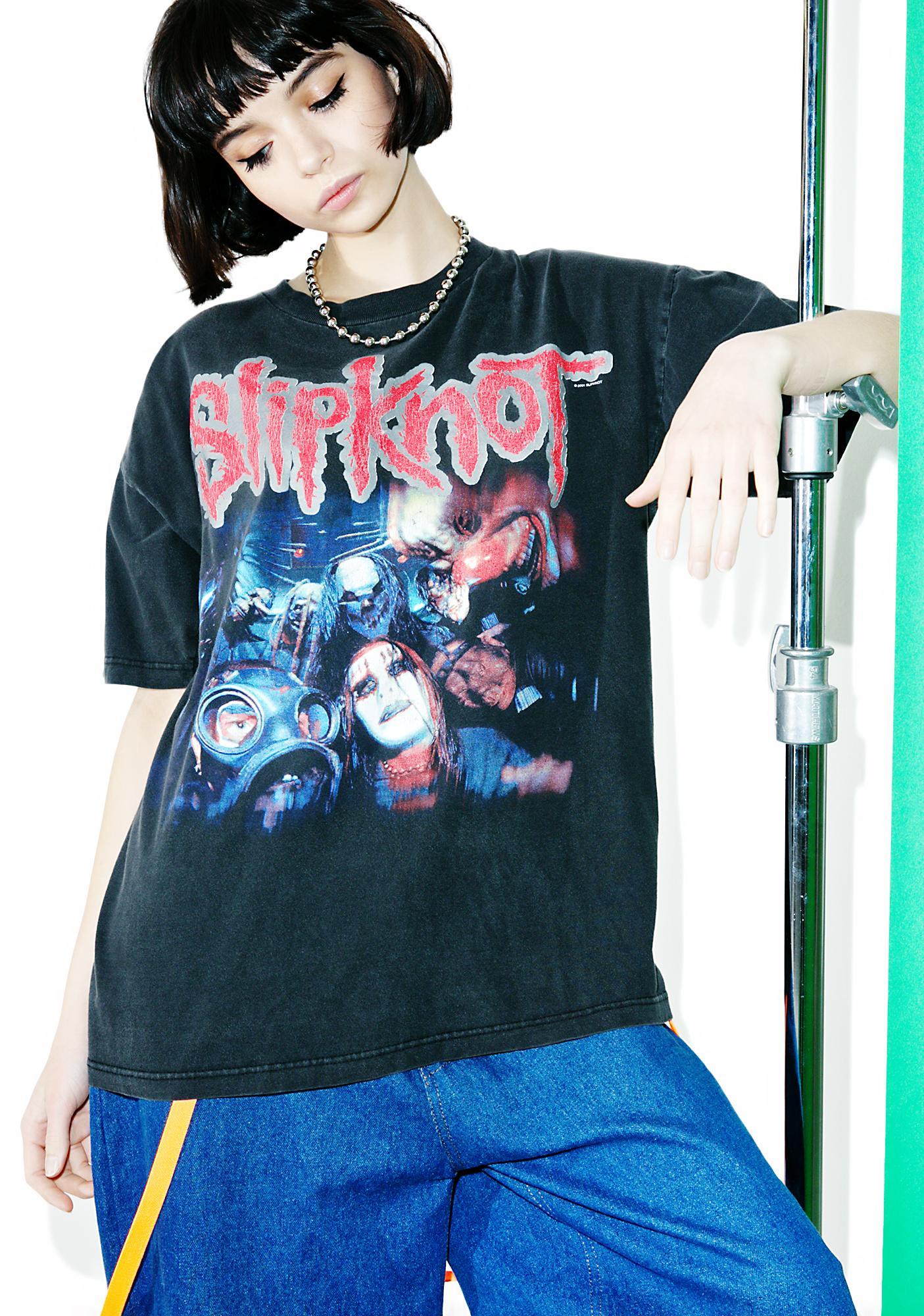 Vintage Slipknot '01 Tee