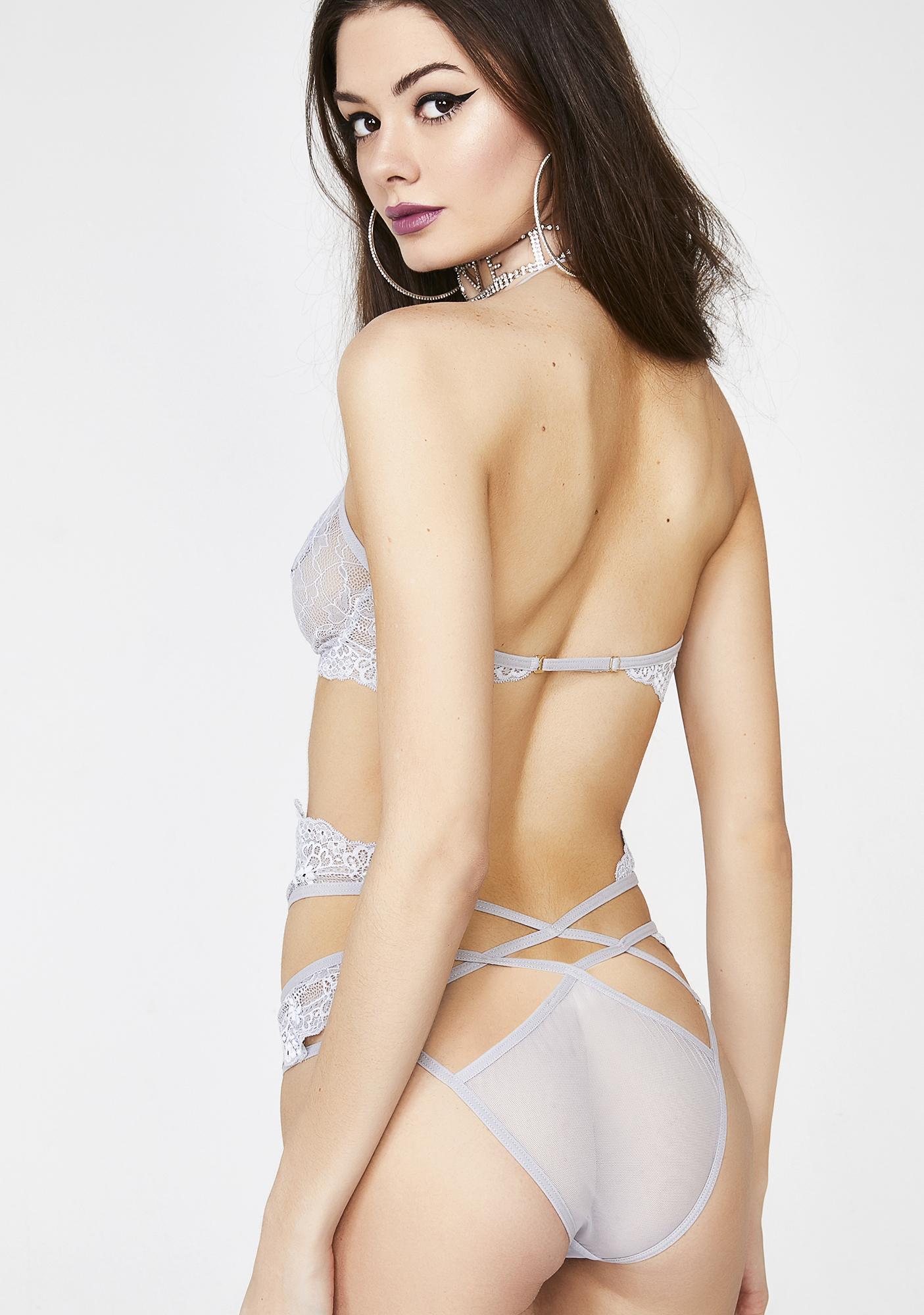 Smokin' Forbidden Flirt Lace Set