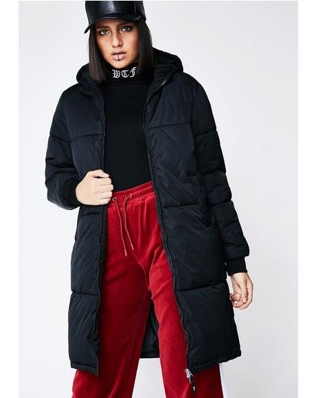 Grace Puffer Jacket