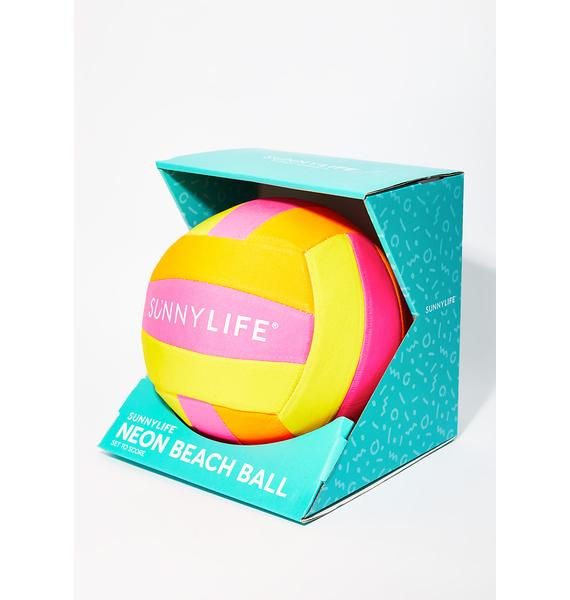 Smack City Beach Ball