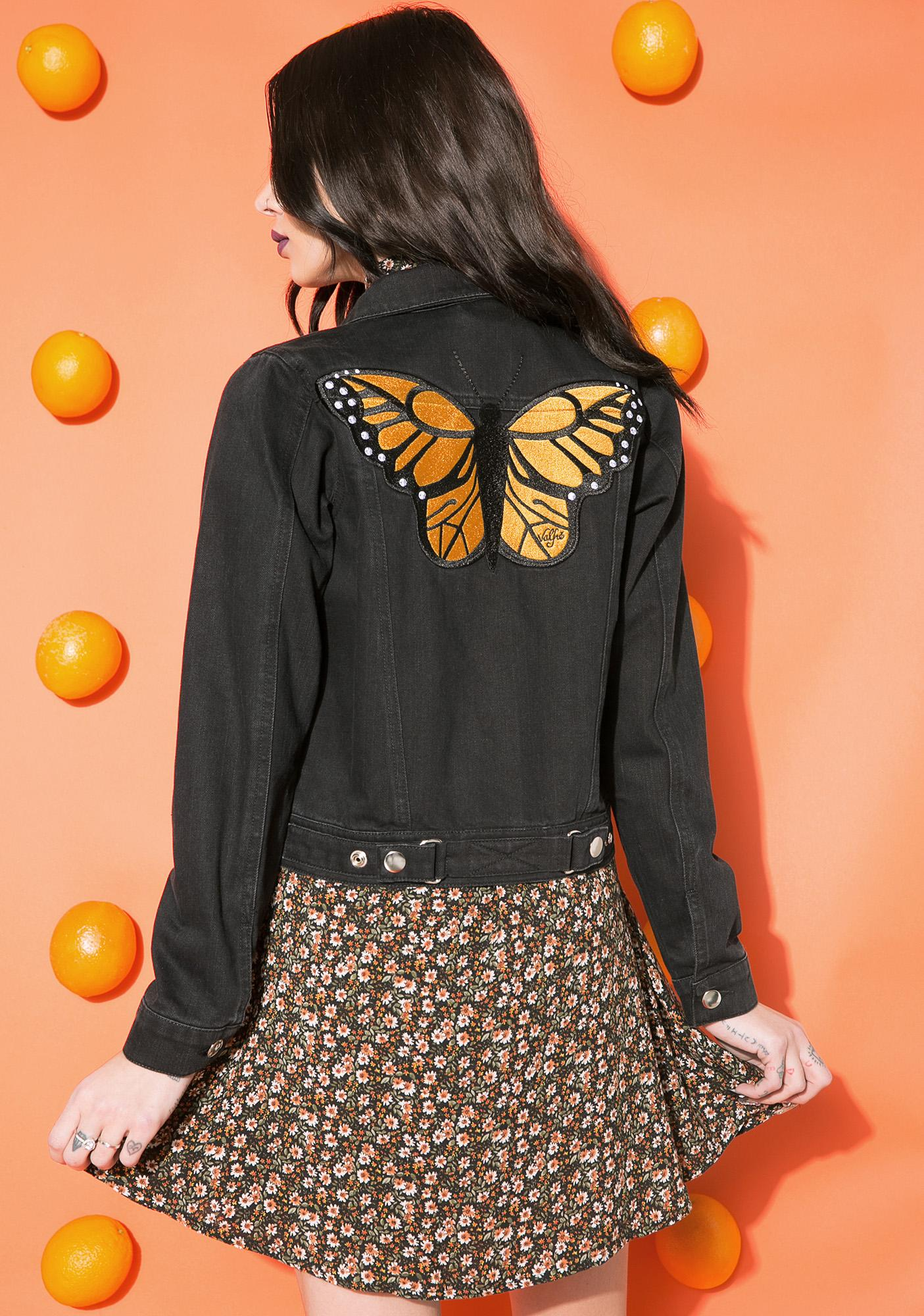 Valfré Mariposa Denim Jacket