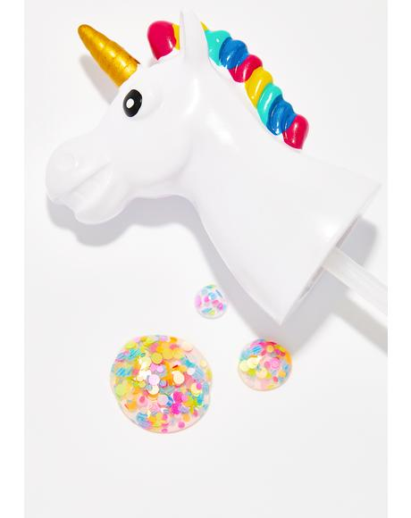 Unicorn Confetti Nail Polish