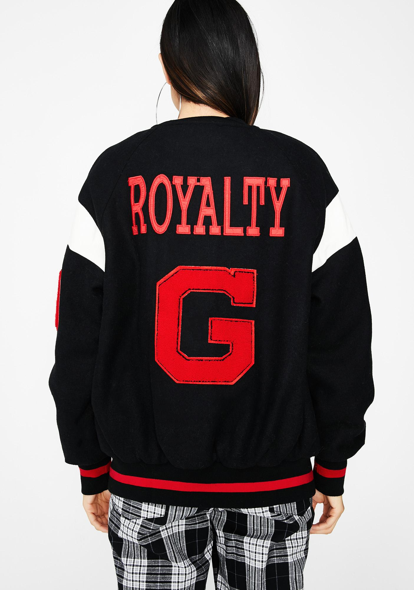 Royalty Varsity Jacket