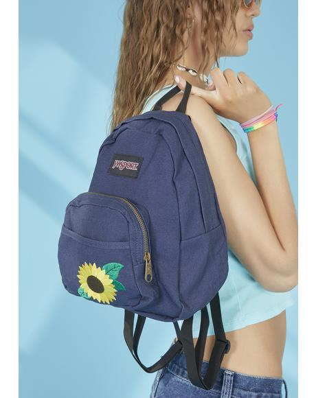 Sunflower Half Pint FX Mini Backpack