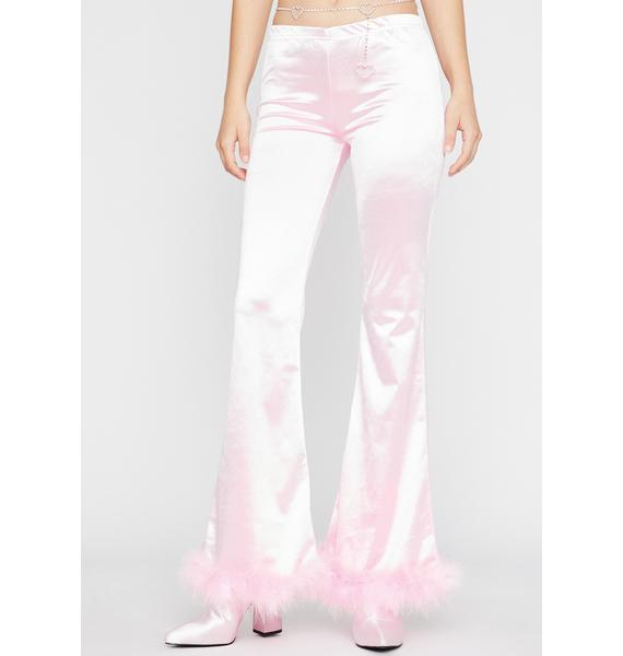 Sugar Thrillz Exes and OMGs Satin Pants