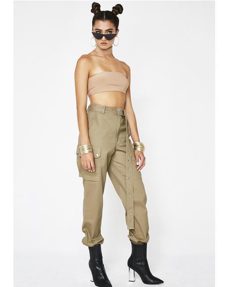Shroom Raider Cargo Trousers